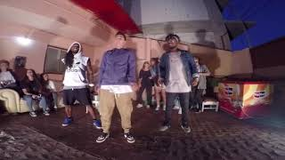 Wizkid - Shabba ft. Chris Brown, Trey Songz, French Montana (Choreography) by Cyutz