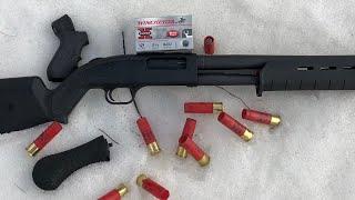 Shotgun Pistol Grips?