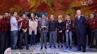 La Canzone Di Noi  La Gara  La Quarta Serata Venerdì 4 Aprile Alle 2120 Su Tv2000