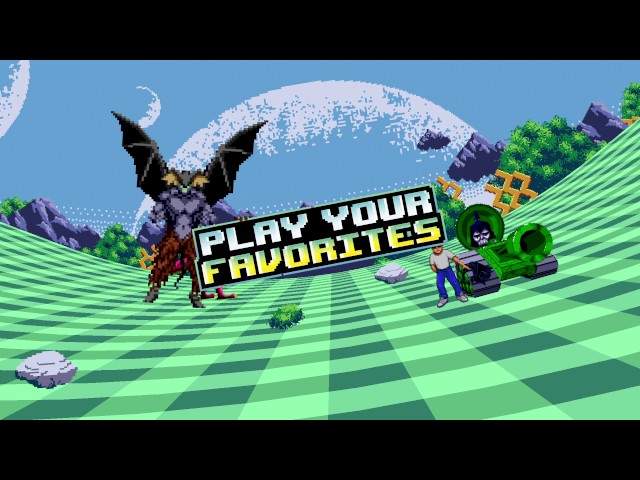 Sega Forever Trailer