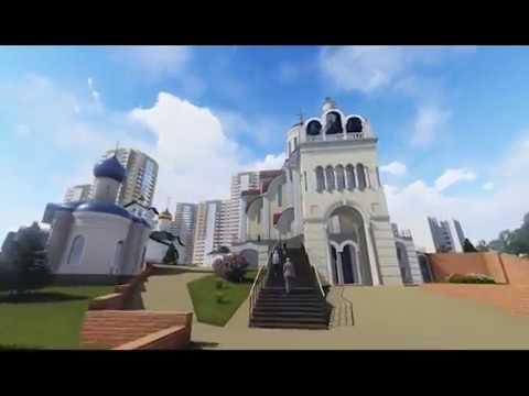 Храм в бугачево