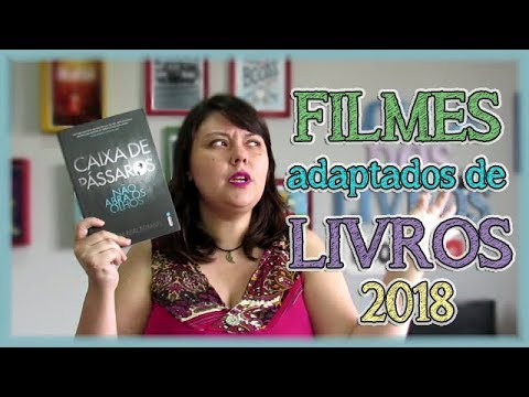 Filmes adaptados de livros em 2018 | Louca dos livros