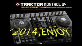 HOUSE JOURNEY #01 HOSTED BY DJ COACH S.A 08 FEBRUARY 2014