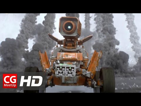 "CGI 3D Animation Short Film HD ""Planet Unknown"" by Shawn Wang | CGMeetup"