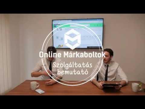 Online Márkaboltok  - Hivatalos csereprogram. ♻