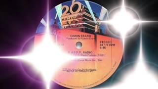 Edwin Starr   H.A.P.P.Y. Radio (20th Century Fox Records 1979)