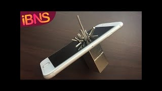 What Happens If A Monster Magnet Meets An IPhone 6S?