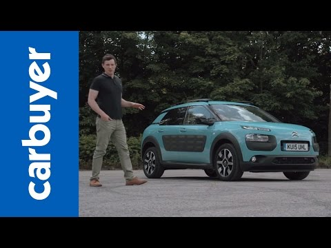 10 reasons why the Citroen C4 Cactus is Carbuyer's Car of the Year (Sponsored)