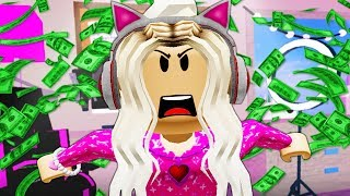 The Spoiled YouTuber: A Sad Roblox Movie