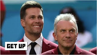 Joe Montana says the Patriots 'made a mistake' by letting Tom Brady get away   Get Up