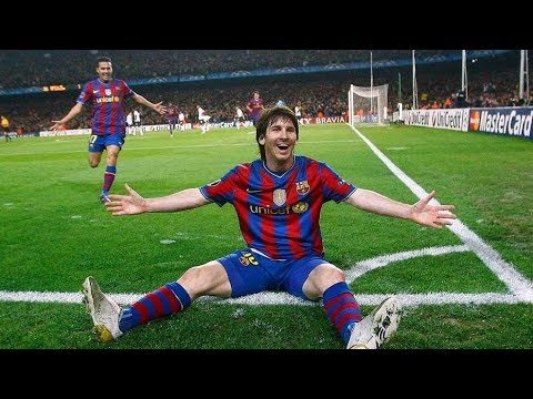 Lionel Messi ● 10 Amazing Goals ► 10 Different Years   HD  