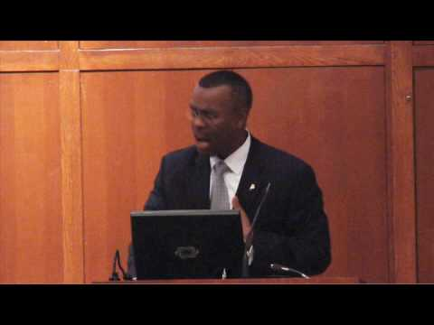 Sample video for Eddie Glaude