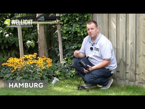 LED Tuinspots 230V Energielabel A+ | Hamburg serie