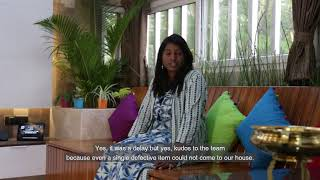 Testimonial By Gouthams On Design Cafe Home Interiors