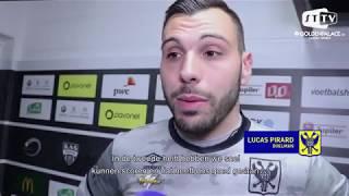 Lucas Pirard Na KAS Eupen - STVV