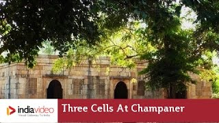 Three Cells at Champaner, Gujarat