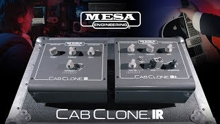 Mesa Boogie CabClone IR Cab Simulator 16 Ohm Video