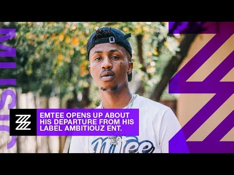 EXCLUSIVE: Emtee Opens Up About His Departure From Ambitiouz Entertainment