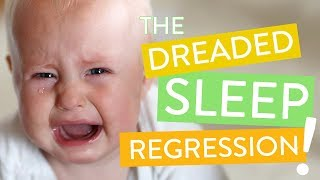 How To Survive The 3-6 Month Old Sleep Stage - Baby Sleep Course | Channel Mum