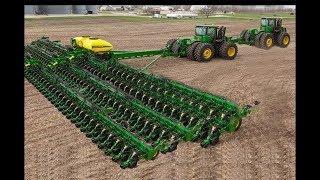 Increibles Maquinas Agricolas, Tecnologia De Ultima Generación