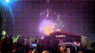 Fireworks Bonnaroo X
