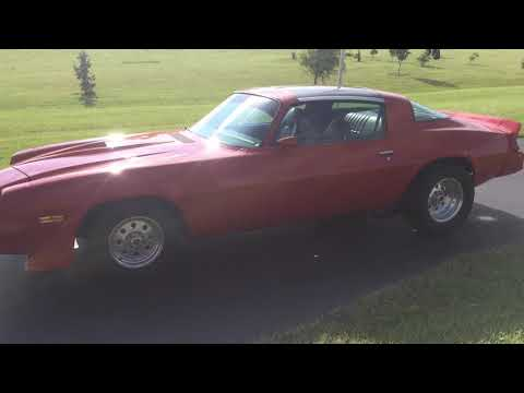 Video of '79 Camaro Z28 - LSN1