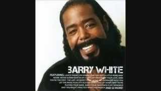 Barry White  Cordially invites yo ass to come on down    YouTube