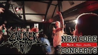 Chelsea Grin - Right Now (Korn Cover) - Live @ Exhaus, Trier (HD)