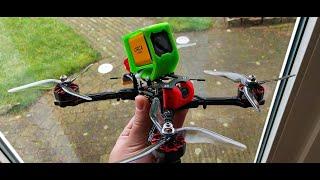 FPV DRONE - Caddx Orca 2,7k/60 First flight