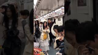 【抖音】全车人都笑了,地铁吹牛B合集 (5月)