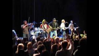 Kevin Costner, The Sun Will Rise Again (Live), 01.29.2009, Slowdown, Omaha Nebraska
