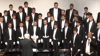 The Singing Statesmen - War at Home - Josh Groban/arr. Steffen