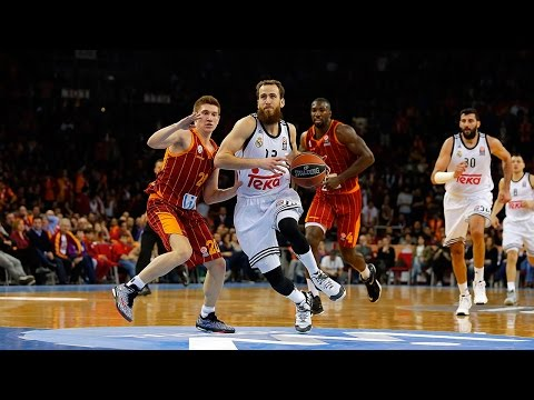 Highlights: Galatasaray Liv Hospital Istanbul-Real Madrid