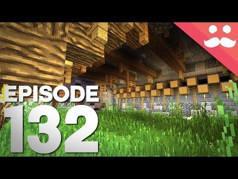 Hermitcraft 4: Episode 132 - The Automatic Crafting Buddy!