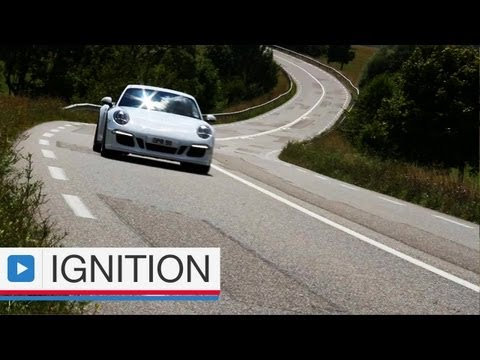 ignition issue 11 featuring the new Porsche 911 Carrera 4S