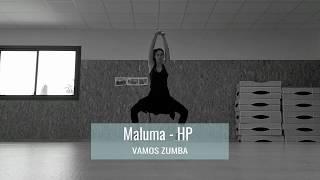 Maluma  HP  Vamos Zumba  Ludivine Lipari