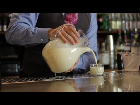 Video How to Make Alcoholic Eggnog : Margaritas & More