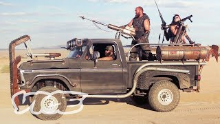 The Post-Apocalyptic Car Show