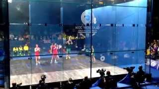 Mixed Doubles Squash - Aus Vs Eng - Gold Medal Match - Commonwealth Games
