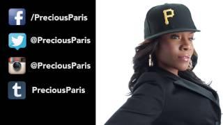 Precious Paris Ft. Twanée - I Don't Give A Fucc AKA Paris' Room
