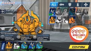 Call of Mini Beyond Infinity Android iOS