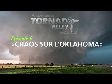 8-Chaos sur L'Oklahoma    Libreplay