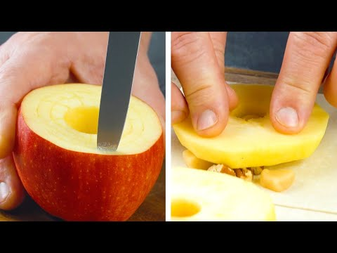 How Do You Like Them Apples?! | 3 Sweet Dessert Recipes