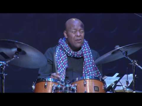 Dave Ross on fire playing live with drumming legend William Hooker at the Kennedy Center for the Performing arts in Washington DC