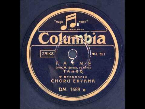 Chór Eryana - Fatme (Tango)