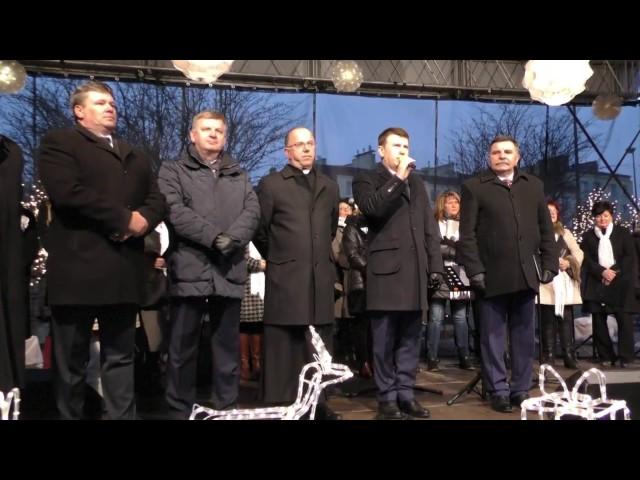 Spotkanie Wigilijne w Ostrowcu Świętokrzyskim