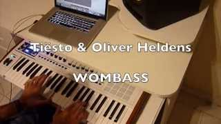 Tiësto & Oliver Heldens - Wombass (Alex Luciano Cover Piano) (The Right Song)