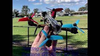 FPV (Raw DVR) I found a new spot - Diatone GT-R369 6s 3inch Drone