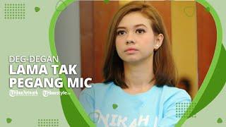 Bawakan Acara Ulang tahun Stasiun Televisi, Yuki Kato Deg-degan Lama Tak Pegang Microphone