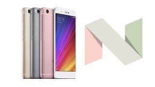 Cómo Instalar MIUI 8 Android 7 Español En Xiaomi Mi5s